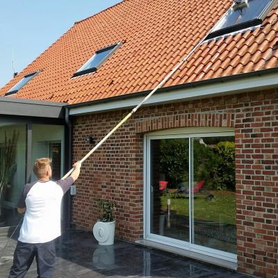 Nettoyage fenêtre de toit