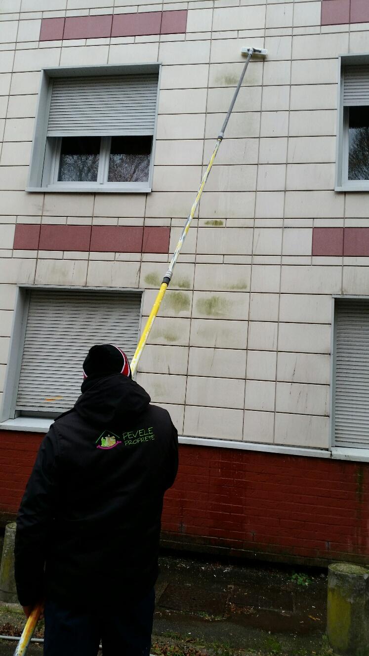 Produit Nettoyage Bardage Pvc entreprise de nettoyage écologique, hauts de france, lille